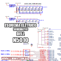 Esquema Elétrico Notebook Laptop Notebook Dell N5010 Manual de Serviço  Service Manual schematic Diagram Notebook Laptop Notebook Dell N5010    Esquematico Notebook Laptop Notebook Dell N5010