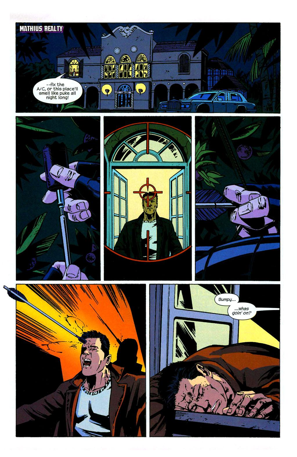 Hawkeye (2003) Issue #4 #4 - English 17