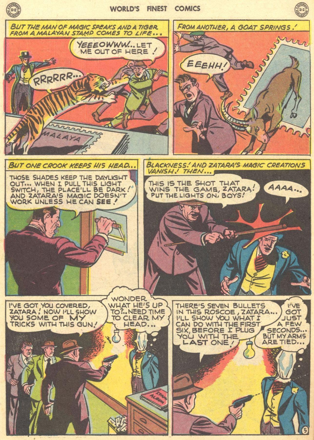 Read online World's Finest Comics comic -  Issue #28 - 47