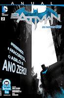 Os Novos 52! Batman - Anual #2