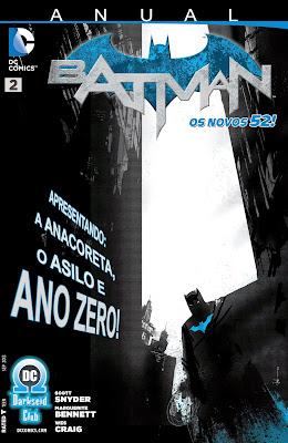 Resultado de imagem para BATMAN ANUAL # 02