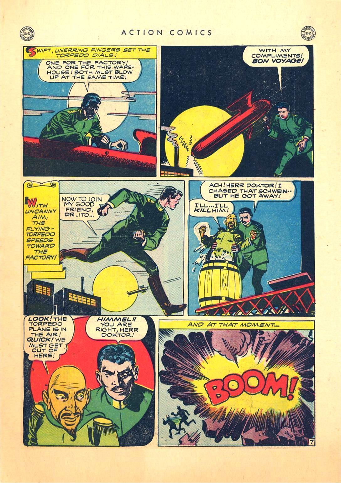 Action Comics (1938) 73 Page 45
