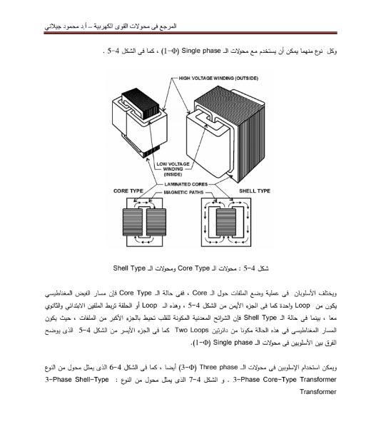 المحولات الكهربائية pdf