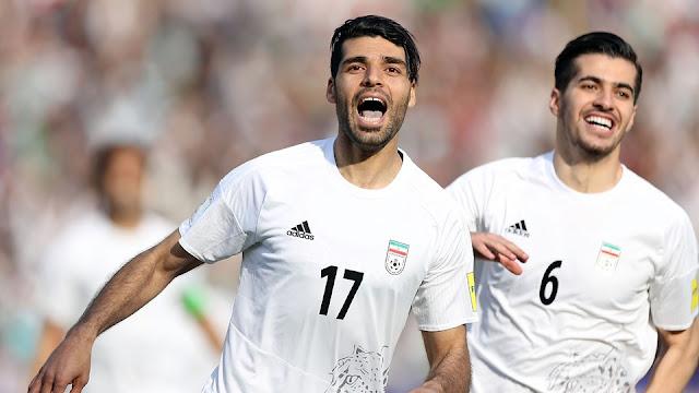 Irán 1-0 China eliminatorias Asia rumbo a Rusia 2018