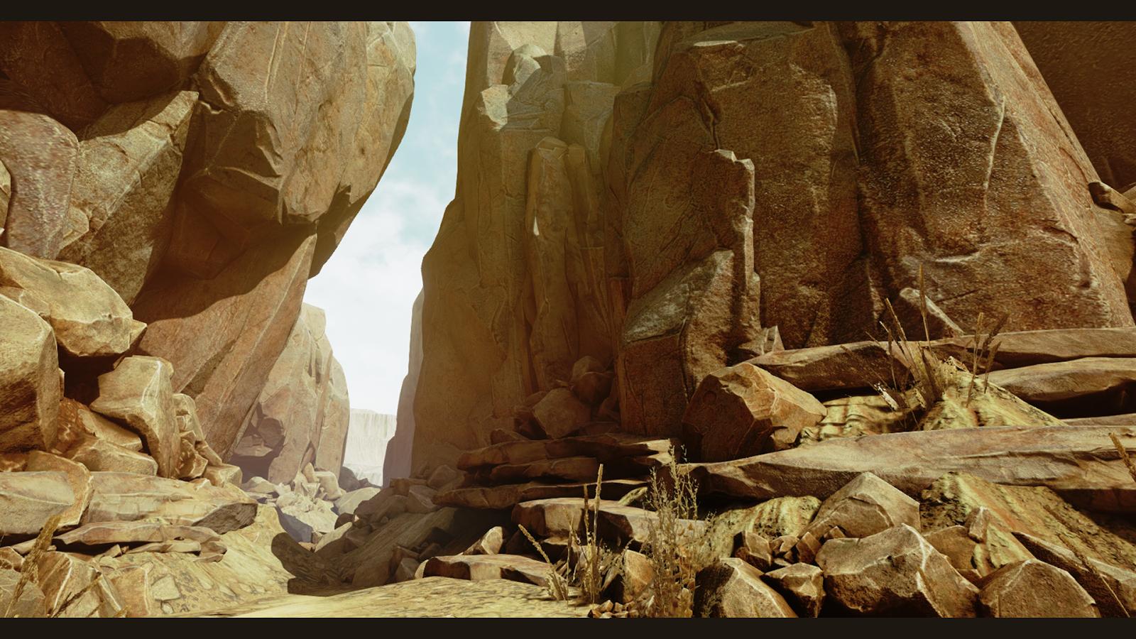 Jordan Logo 3d Wallpaper Art Of Tris Baybayan Arid Desert Environment Set