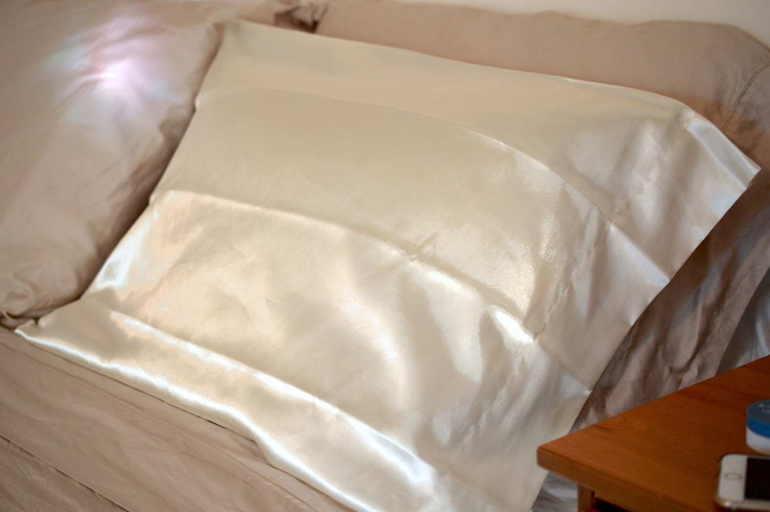 Silk Pillowcase Uses