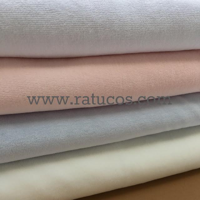 Ver en tienda la colección de telas tundosadas