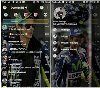 BBM Transparan Valentino Rossi V3.3.1.24
