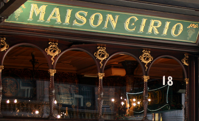 Le CIRIO - L'une des plus anciennes tavernes bruxelloises - Classée en 2009 par la Commission Royale des Monuments & Sites de Bruxelles - Bruxelles-Bruxellons