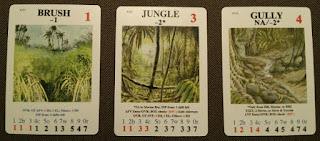 Up Front Banzai Expansion Jungle Action Deck Wargame Vault