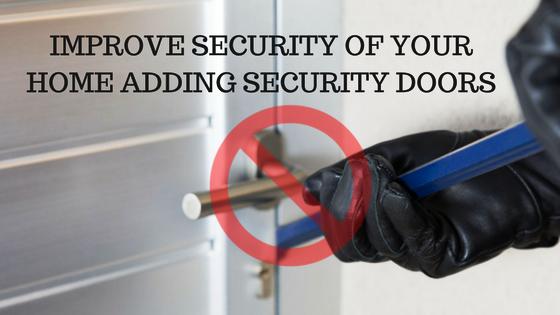 Install Security Doors