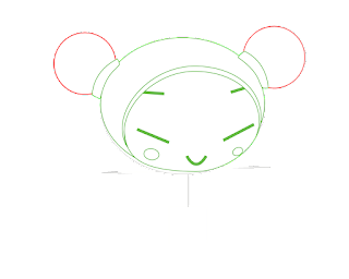 HOW TO DRAW A Pucca