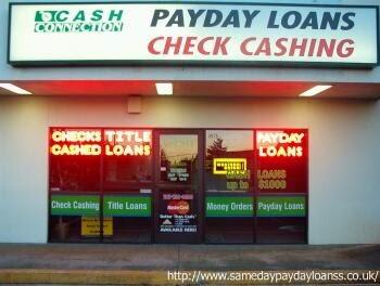 no credit check loans for bad credit