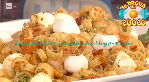Ruote rosse al peperone ricetta Messeri da Prova del Cuoco
