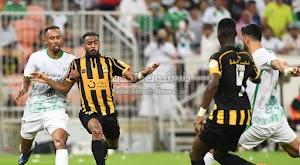 الإتحاد يتجنب الخساره من امام الرائد بالتعادل الاجابي في الدوري السعودي
