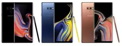 Samsung Galaxy Note 9 new photos leak before launch