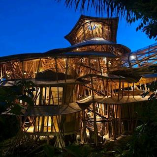 sharma springs bamboo villa bali