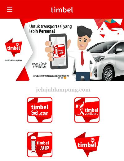 taksi online di lampung