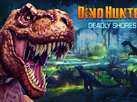 Free Download DINO HUNTER: DEADLY SHORES Apk v1.3.4 Mod (Unlimited Money) Terbaru 2016