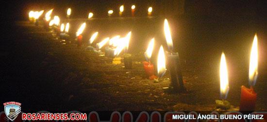 La noche de las velitas iluminó a Villa del Rosario   Rosarienses, Villa del Rosario