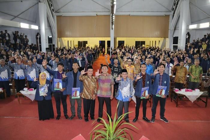 Gubernur Lampung Ridho akan Tambah Kuota Beasiswa Anak Petani di Polinela