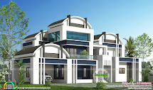 Roof House Plan - Kerala Home Design And Floor Plans