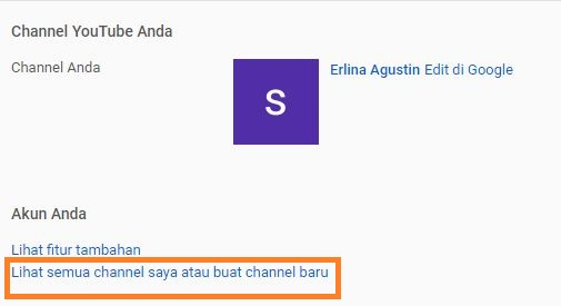 channel, channel youtube, youtube, membuat channel youtube, membuat youtube, membuat cahnnel