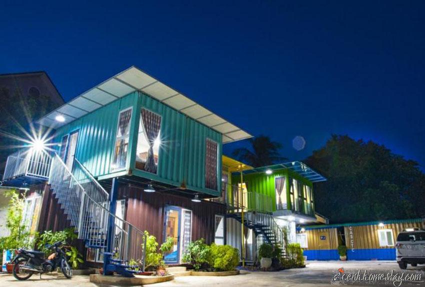 10 Homestay container đẹp giá rẻ trên khắp Việt Nam đáng để check-in