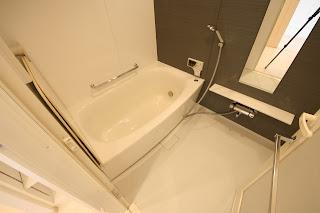 徳島市 東新町 アルファステイツ 分譲 賃貸 3LDK 浴室