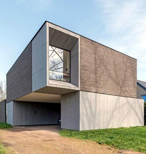 jasa arsitek dan contoh tampak rumah minimalis