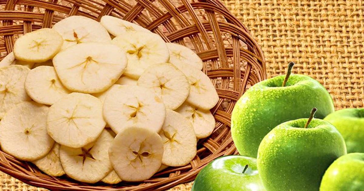 keripik apel khas malang