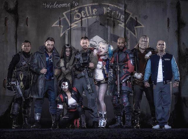 Task Force X, adică Suicide Squad