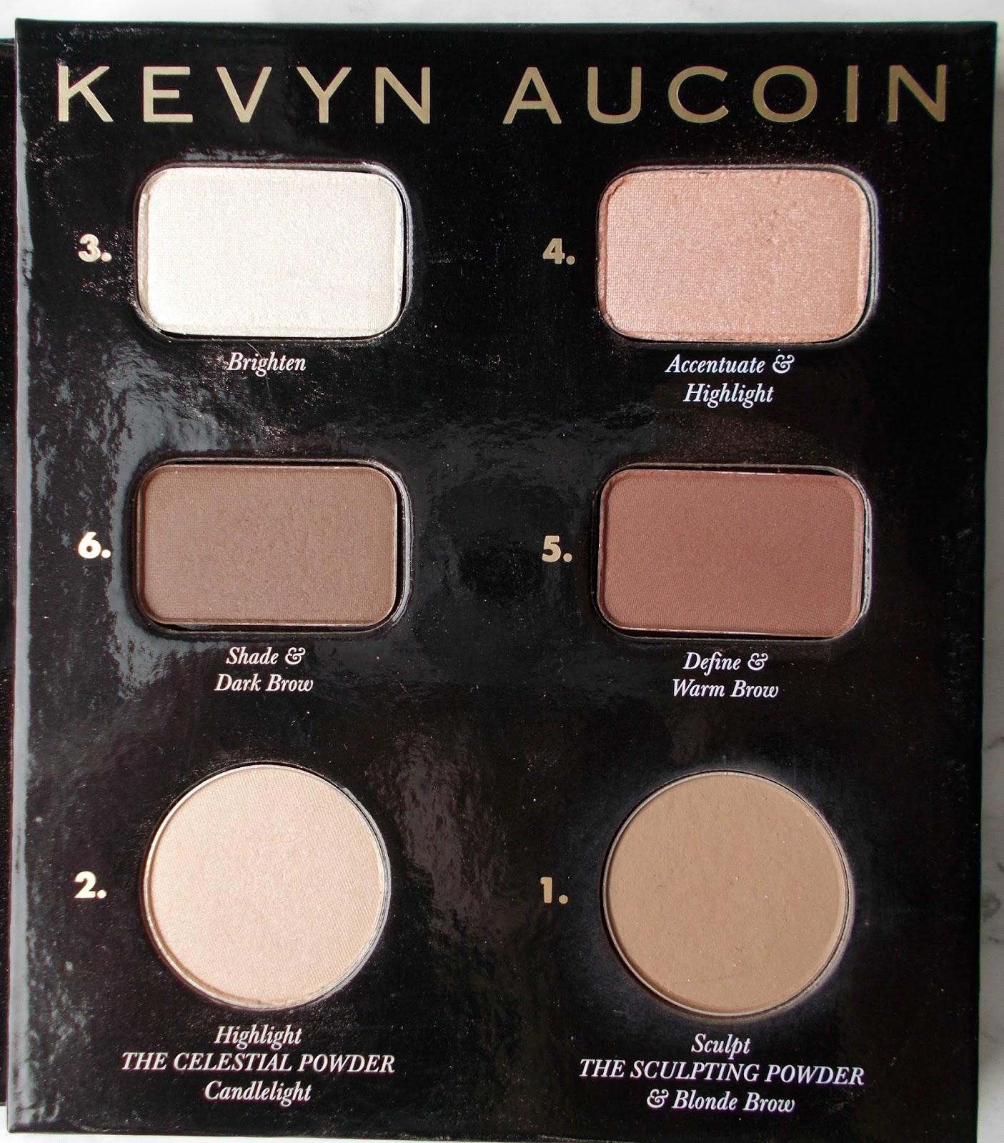 kevyn aucoin contour book volume 1review