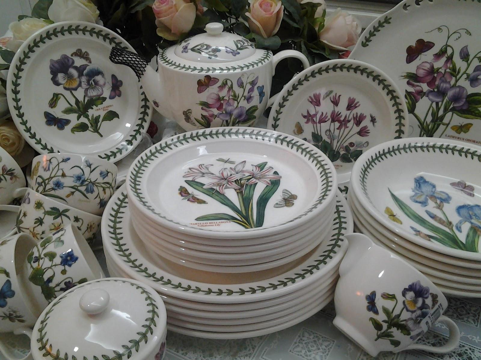 Lovely Treasures from English Garden: Portmeirion Botanic ...