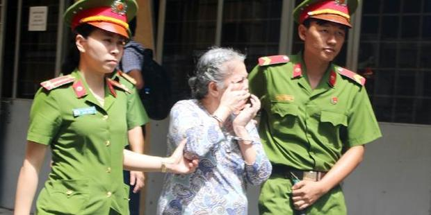 Vietnam court gave death sentence for 73-year-old Australian drug trafficker