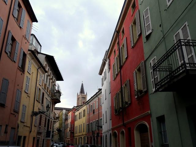 Colourful Parma