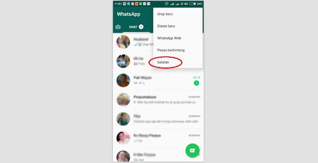 Cara Mengetahui Semua Isi Chat Whatsapp Pacar Tanpa Aplikasi