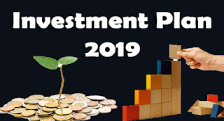 New Year 2019 Investment Plan 2019