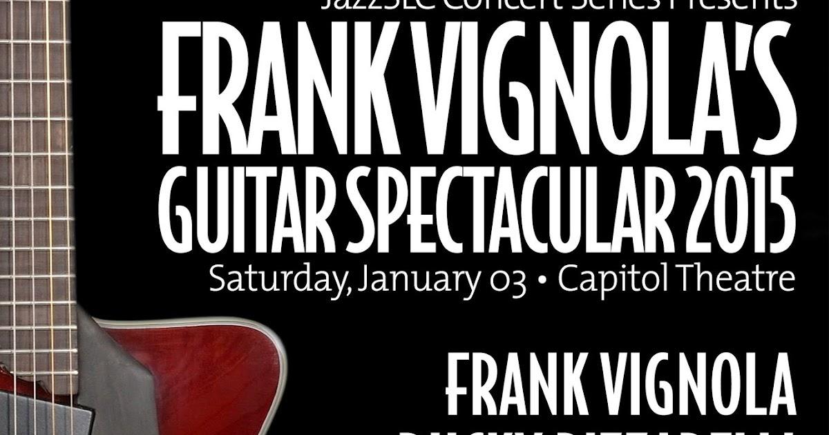 thorell guitars blog frank vignola 39 s guitar spectacular 1 3 2015 salt lake city utah. Black Bedroom Furniture Sets. Home Design Ideas