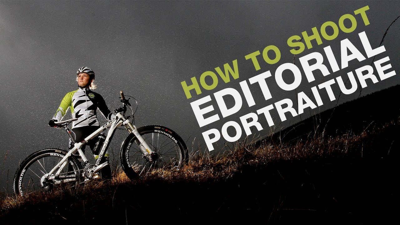How to Shoot an Editorial Portraiture on Location