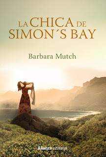 """La chica de Simon´s Bay"" de Barbara Mutch"