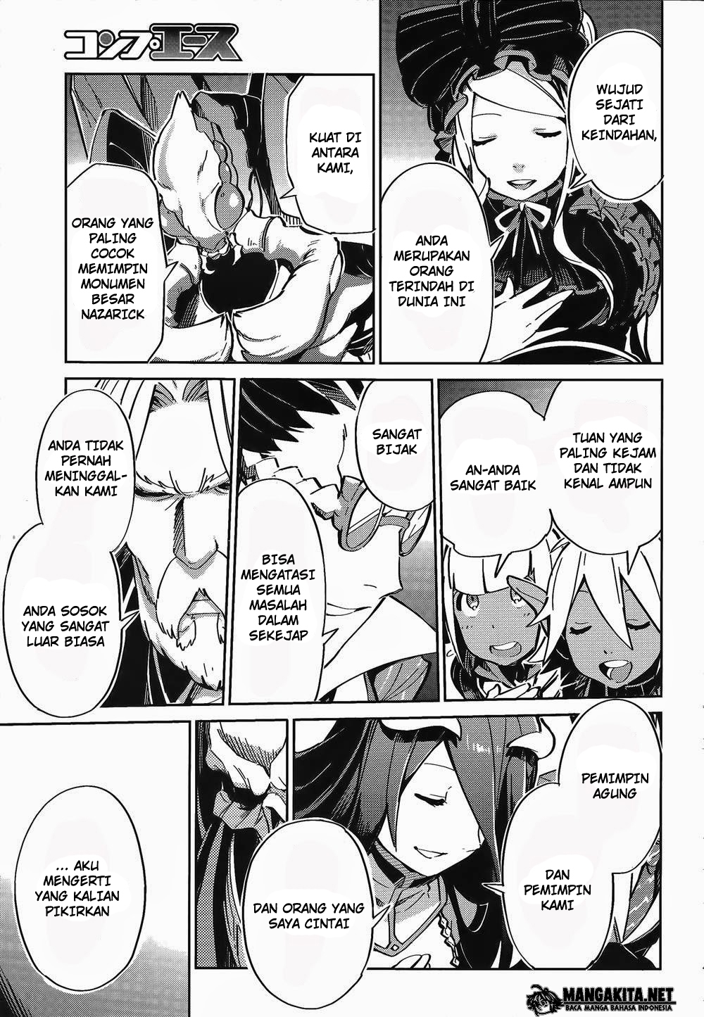 Overlord Chapter 2 Bahasa Indonesia