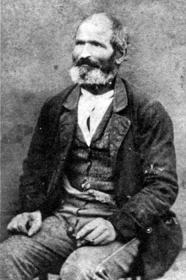 Juan Díaz de Garayo Ruiz de Argandoña, conocido como El Sacamantecas.