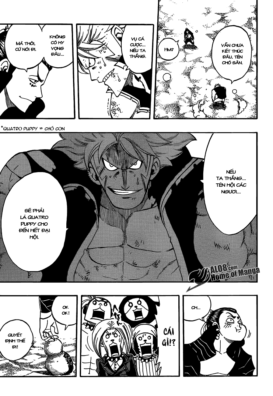 Fairy Tail chap 278 trang 15