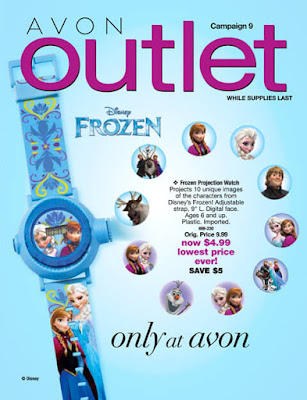 Avon Outlet Campaign 8 Good through 4/15/16