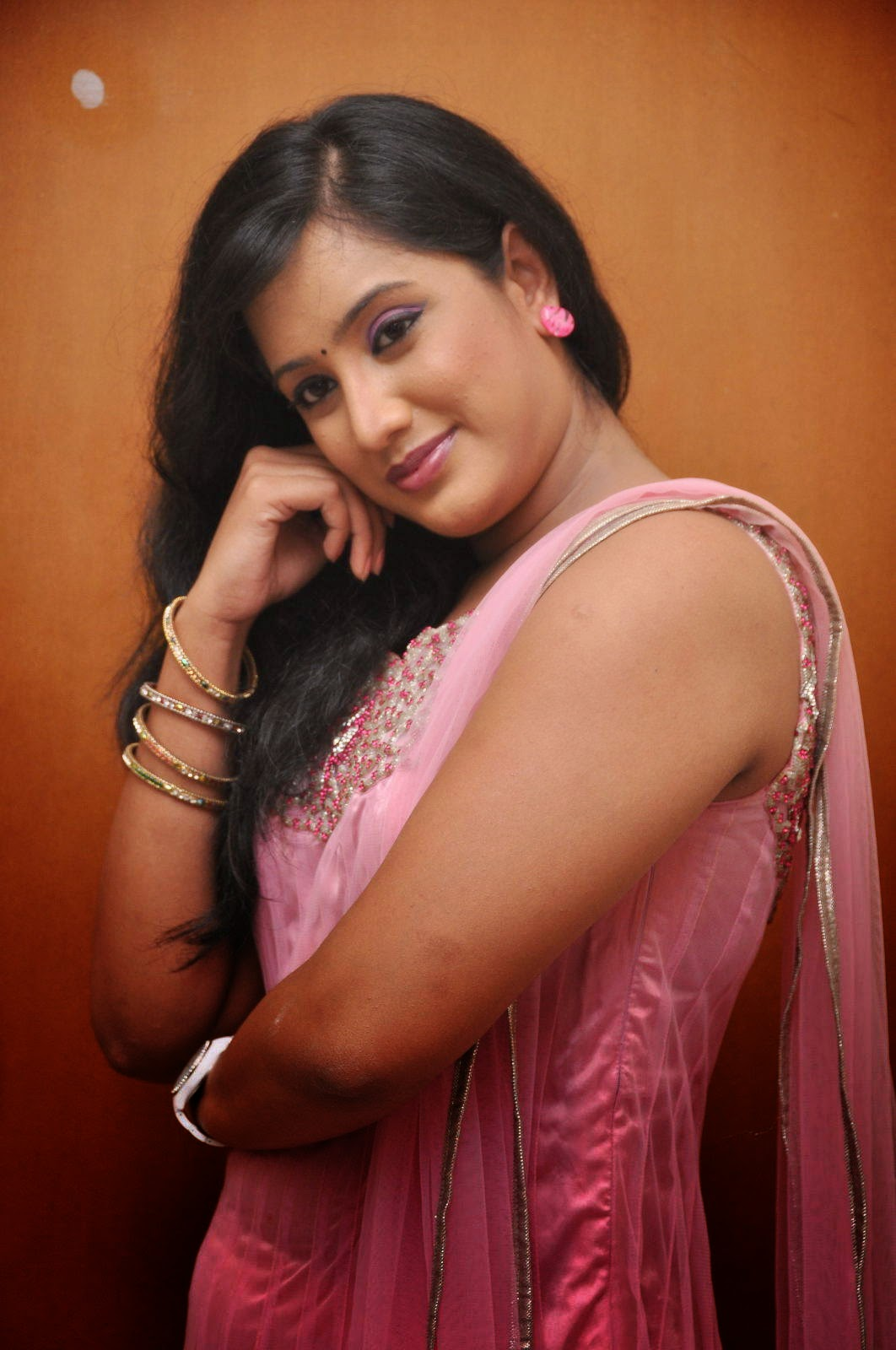 Tv Actress Sravani Hot Pictures  Indian Filmy Actress-6406