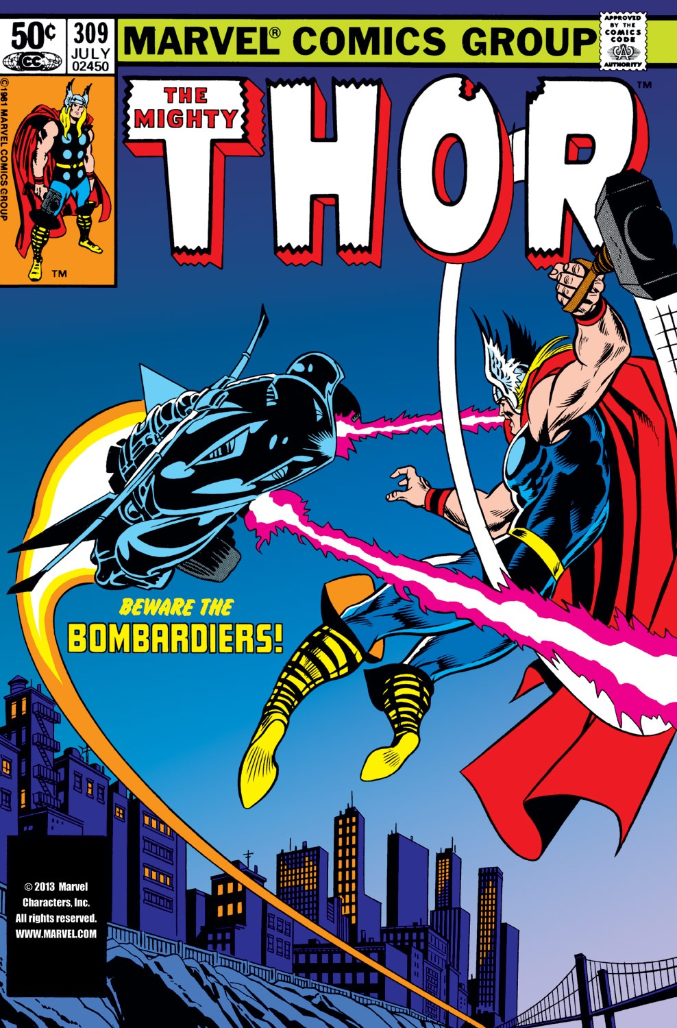 Thor (1966) 309 Page 1