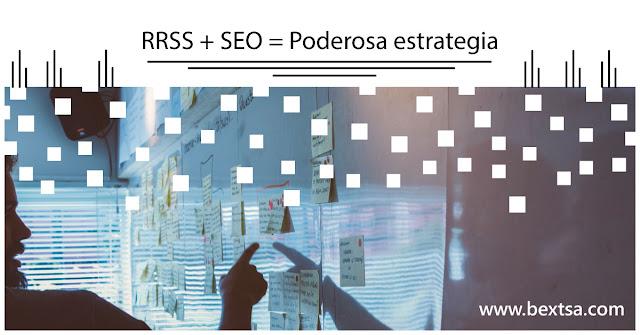 Las RRSS y el SEO una poderosa estrategia de marketing digital