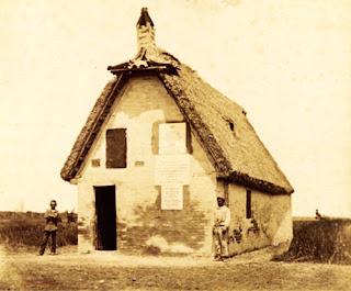 Foto del capanno di Garibaldi