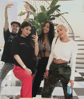 Kylie Jenner Baby Bump